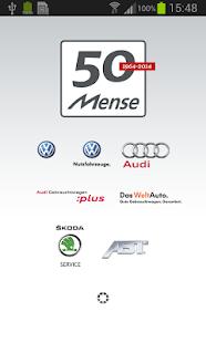 Autohaus Mense - screenshot thumbnail