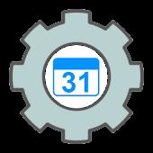 Androidlet Calendar Widget