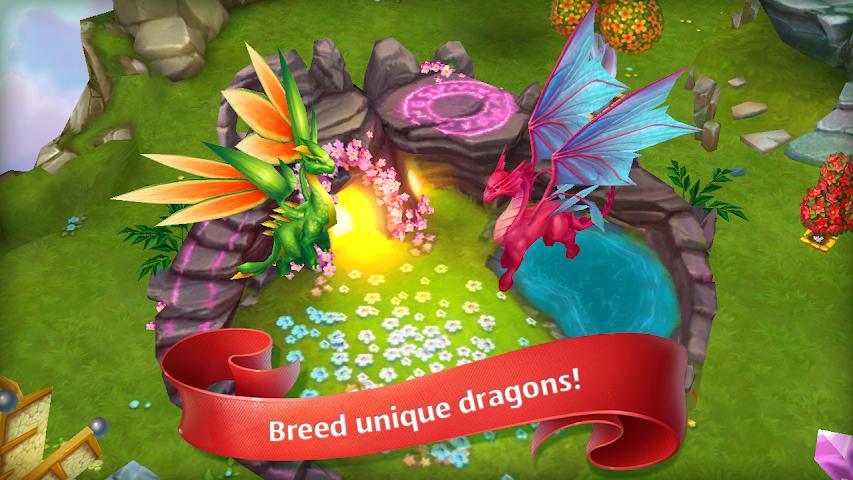 android Dragons World Screenshot 6