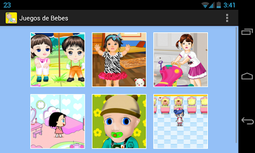 Baby care games - screenshot thumbnail