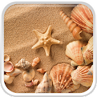 Sea Shell Live Wallpaper icon