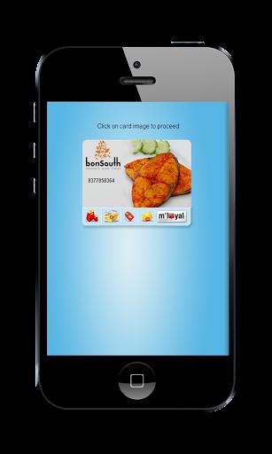 Bonsouth mLoyal App