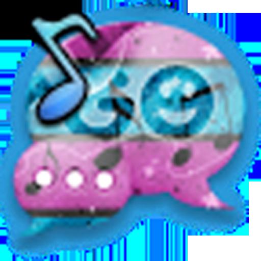 GO SMS - Love Of Music LOGO-APP點子