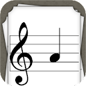 Music Notes Flash Cards icon