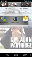 Screenshot of I'm Alan Partridge 1 Sounds