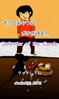 Screenshot of Defender of the Candy