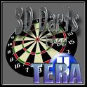 3D Darts Free icon