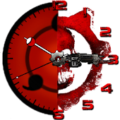 Animated Cool Clock
