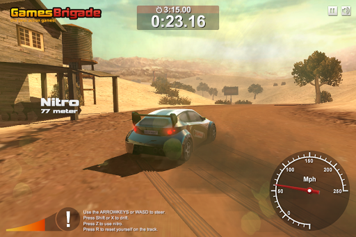 Rally Point 4  screenshots 7