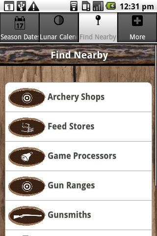 Ohio Deer Hunting Guide- screenshot