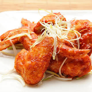 Sweet and Spicy Chili Sauce For Korean Fried Chicken.