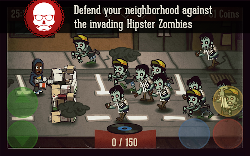 Hipster Zombies- screenshot thumbnail