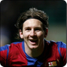 Barcelona Messi Live Wallpaper icon