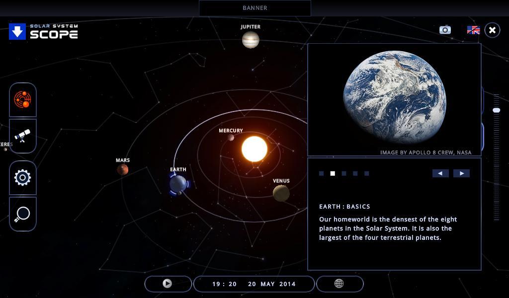 solar system scope app - photo #2