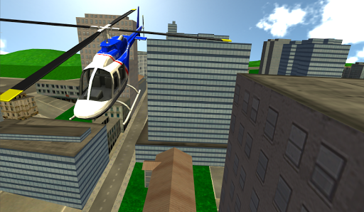 City Helicopter  screenshots 6