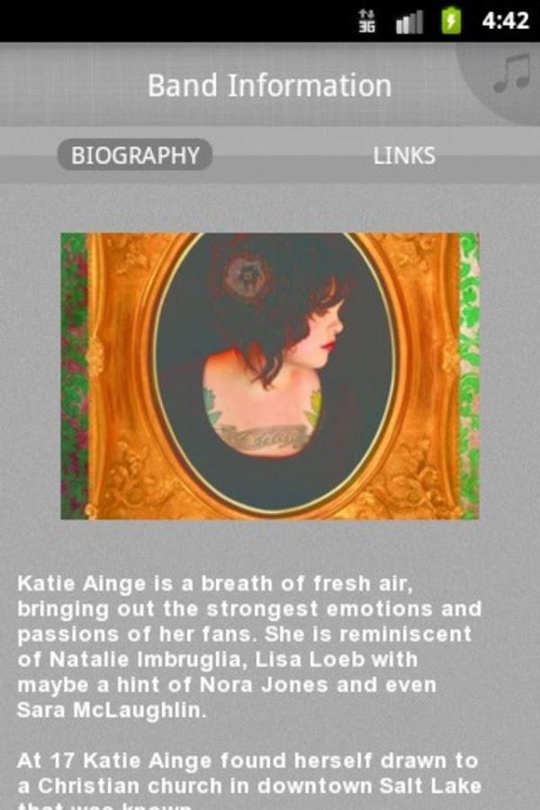 Katie Ainge - screenshot