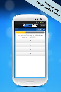 QuizMe - screenshot thumbnail