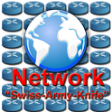 "Network ""Swiss-Army-Knife"" icon"