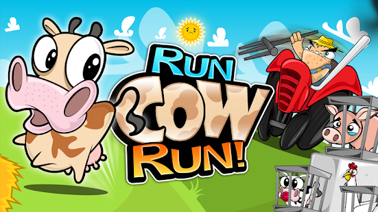 Run Cow Run - screenshot thumbnail