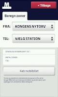 Screenshot of Metroen