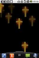 Screenshot of Cross Live Wallpaper
