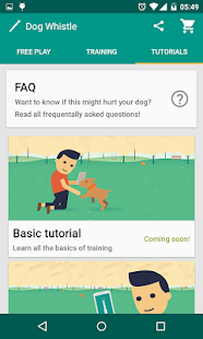 Dog Whistle, Free Dog Trainer! 2