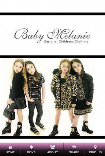 Baby Melanie