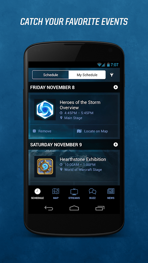 BlizzCon 2013 Guide - screenshot