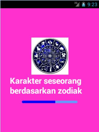 Karakter Orang berdasar Zodiak