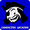 Disney Character Locator icon