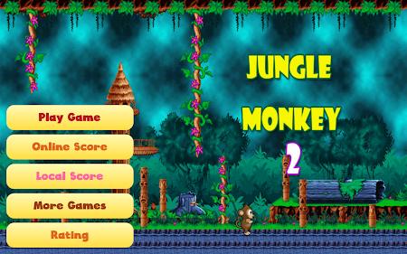 Jungle Monkey 2 2.3 screenshot 638939