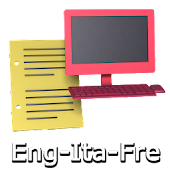 Eng-Ita-Fre Offline Translator