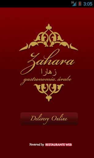 Zahara Gastronomia Árabe