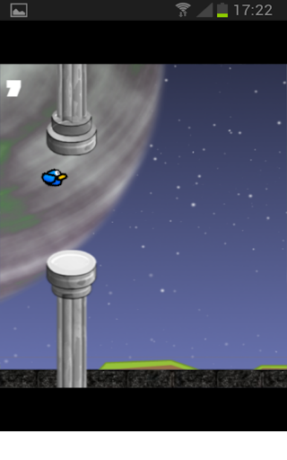 Flappy in Space