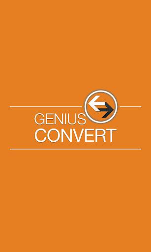 Genius Convert
