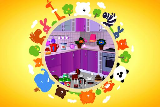 凌乱的厨房游戏的区别
