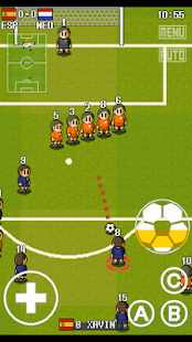 PORTABLE SOCCER DX- screenshot thumbnail