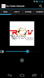 Rcv Radio Network- screenshot thumbnail