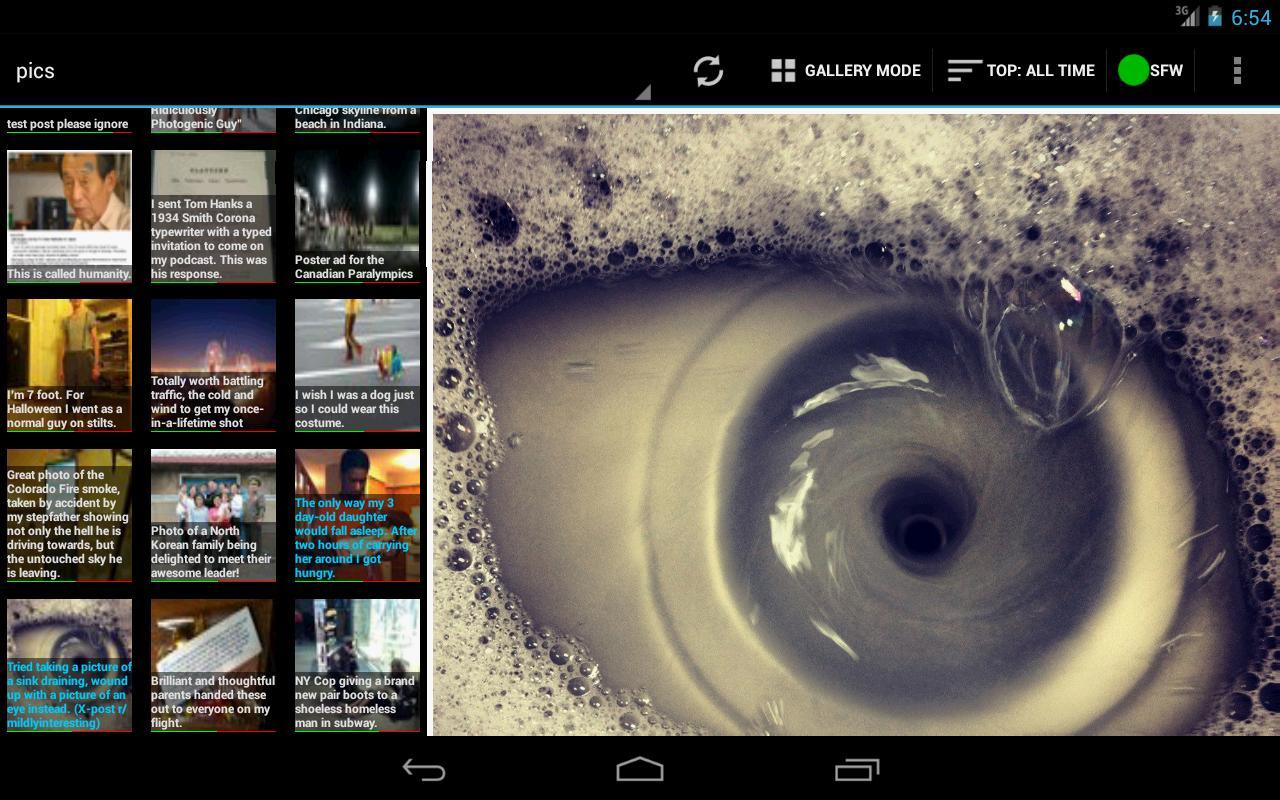 ReddiTron - screenshot