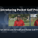 Pocket Golf Pro logo