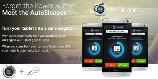 Autosleeper Auto power ON-OFF