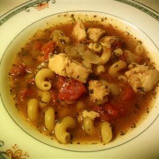 Mediterranean Fish Stew.