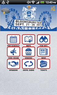 Bloomsburg Fair - screenshot thumbnail