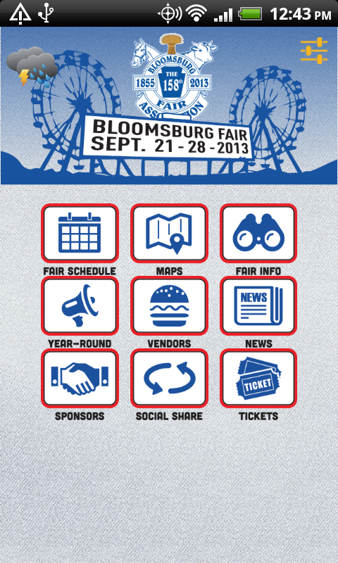 Bloomsburg Fair - screenshot