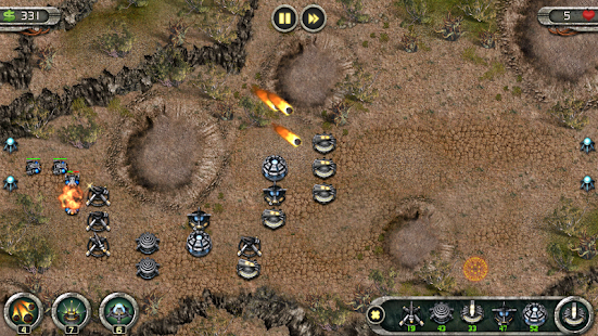 Fierce Towers - tower defense- screenshot thumbnail