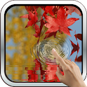 Magic touch: Autumn icon