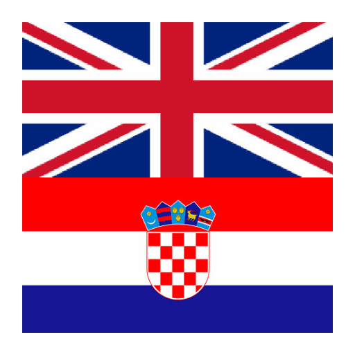 English Croatian Dictionary 書籍 App LOGO-APP試玩