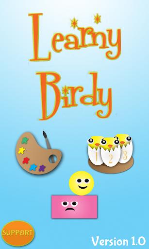 Learny Birdy