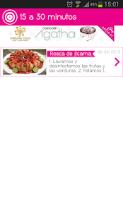Mom´s app - náhled