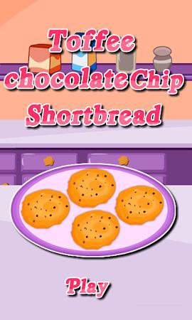 Cooking Game-Choco Shortbread 8.0.1 screenshot 1738070